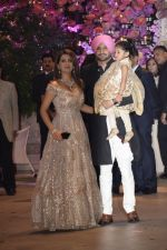 Geeta Basra, Harbhajan Singh at Akash Ambani & Shloka Mehta engagement at Antilia in mumbai on 30th June 2018 (47)_5b38e7052f33a.JPG