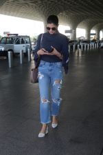 Ihana Dhillon Spotted At Airport Travelling To Chandigarh For Her Upcoming Film Ghulam on 29th June 2018 (1)_5b38d79752e80.JPG