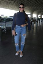 Ihana Dhillon Spotted At Airport Travelling To Chandigarh For Her Upcoming Film Ghulam on 29th June 2018 (10)_5b38d7af51da1.JPG