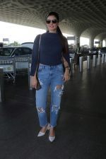 Ihana Dhillon Spotted At Airport Travelling To Chandigarh For Her Upcoming Film Ghulam on 29th June 2018 (11)_5b38d7b19194b.JPG