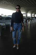 Ihana Dhillon Spotted At Airport Travelling To Chandigarh For Her Upcoming Film Ghulam on 29th June 2018 (12)_5b38d7b41d321.JPG