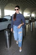 Ihana Dhillon Spotted At Airport Travelling To Chandigarh For Her Upcoming Film Ghulam on 29th June 2018 (2)_5b38d799e723c.JPG