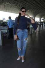 Ihana Dhillon Spotted At Airport Travelling To Chandigarh For Her Upcoming Film Ghulam on 29th June 2018 (7)_5b38d7a6b1e92.JPG