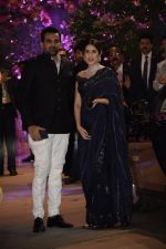 Sagarika Ghatge, Zaheer Khan at Akash Ambani & Shloka Mehta engagement at Antilia in mumbai on 30th June 2018 (22)_5b38e64fdfcaf.JPG