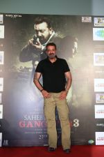 Sanjay Dutt at the Trailer launch of film Saheb Biwi aur Gangster 3 in pvr ecx in andheri on 29th June 2018 (7)_5b38d85a181df.JPG