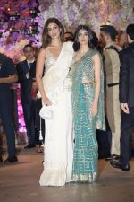 Shweta Nanda, Navya Naveli Nanda at Akash Ambani & Shloka Mehta engagement at Antilia in mumbai on 30th June 2018 (26)_5b38e7679f537.JPG