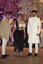 Sidharth Malhotra, Parineeti Chopra, Aditya Roy Kapoor at Akash Ambani & Shloka Mehta engagement at Antilia in mumbai on 30th June 2018 (106)_5b38e4081600e.JPG
