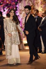 Mira Rajput, Shahid Kapoor at Akash Ambani & Shloka Mehta engagement at Antilia in mumbai on 30th June 2018  (23)_5b39c3c088ac7.jpg