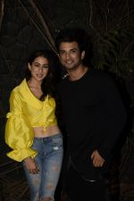 Sara Ali Khan, Sushant Singh Rajput at the Wrapup Party Of Film Kedarnath At B In Juhu on 1st July 2018 (120)_5b39c97079a08.JPG