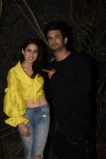 Sara Ali Khan, Sushant Singh Rajput at the Wrapup Party Of Film Kedarnath At B In Juhu on 1st July 2018 (121)_5b39c9afb1348.JPG