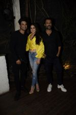 Sara Ali Khan, Sushant Singh Rajput, Abhishek Kapoor at the Wrapup Party Of Film Kedarnath At B In Juhu on 1st July 2018 (104)_5b39c8e00ddd5.JPG