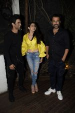 Sara Ali Khan, Sushant Singh Rajput, Abhishek Kapoor at the Wrapup Party Of Film Kedarnath At B In Juhu on 1st July 2018 (108)_5b39c8e2ee9e5.JPG