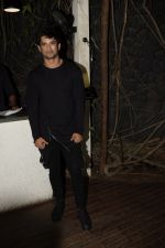 Sushant Singh Rajput at the Wrapup Party Of Film Kedarnath At B In Juhu on 1st July 2018 (21)_5b39c9bbd82a0.JPG