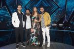 Raghav Juyal, Punit Pathak, Dharmesh Yelande, Isha Rikhi with team Nawabzade on the sets of Dil Hai Hindustani on 2nd July 2018 (1)_5b3b1b8fac8de.jpg