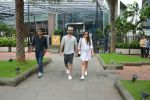 Shahid Kapoor and Mira Rajput spotted at Yautcha bkc on 4th July 2018 (5)_5b3cd581892d8.JPG