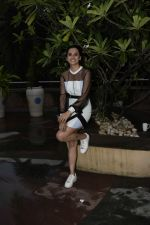Taapsee Pannu during Soorma Media Interactions in Novotel, Juhu on 7th July 2018