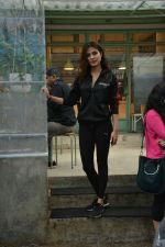 Rhea Chakraborty spotted at kitchen garden bandra on 10th July 2018