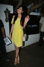 Pooja chopra spotted at Hkim Aalim salon in bandra on 12th July 2018 (16)_5b475e3f64095.JPG
