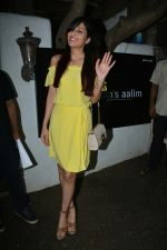 Pooja chopra spotted at Hkim Aalim salon in bandra on 12th July 2018 (17)_5b476127d5357.JPG