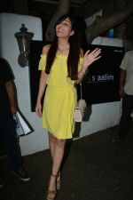 Pooja chopra spotted at Hkim Aalim salon in bandra on 12th July 2018 (18)_5b475e4157c36.JPG