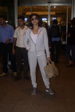 Shamita Shetty with Khatron Ke Khiladi Team Leaving for Argentina on 11th July 2018 (3)_5b46df06a6aaa.JPG