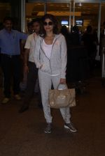 Shamita Shetty with Khatron Ke Khiladi Team Leaving for Argentina on 11th July 2018 (5)_5b46df0a1ce07.JPG