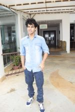 Ishaan Khattar promote for Dhadak at media interactions in Sun n Sand,juhu on 12th July 2018