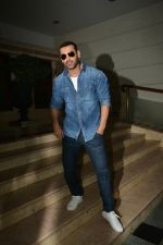 John Abraham promote Satyameva Jayate in radio city, bandra on 13th July 2018 (6)_5b486127b9441.JPG