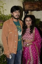 Rutwik Kendre, Monalisa Bhagal at the Screening of marathi film Dry Day in sunny sound juhu on 12th July 2018 (26)_5b48553bc6d2f.JPG