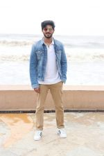 Dulquer Salmaan during the promotional event of film Karwaan in Sun n Sand juhu on 15th July 2018 (22)_5b4c0c9d180a2.jpg