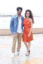 Dulquer Salmaan, Mithila Palkar during the promotional event of film Karwaan in Sun n Sand juhu on 15th July 2018 (25)_5b4c0ca13b92b.jpg