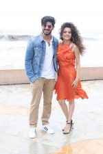 Dulquer Salmaan, Mithila Palkar during the promotional event of film Karwaan in Sun n Sand juhu on 15th July 2018 (27)_5b4c0ca2a71b7.jpg