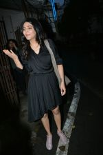 Shruti Haasan spotted at Purple Haze recording studio in bandra on 18th July 2018 (4)_5b5035efd5434.JPG