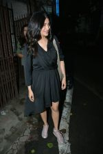 Shruti Haasan spotted at Purple Haze recording studio in bandra on 18th July 2018 (7)_5b5035fe55989.JPG