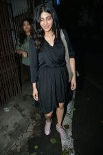 Shruti Haasan spotted at Purple Haze recording studio in bandra on 18th July 2018 (8)_5b503600b9ee6.JPG
