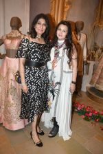Dr. Reshma Pai with Poonam dhillon at The Launch Of New Brand & Designer Store SOLTEE on 21st July 2018_5b5583314ea88.JPG
