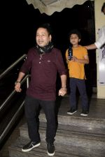 Kailash Kher spotted at pvr juhu on 21st July 2018 (6)_5b557edf367b6.JPG