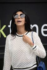 Mallika Sherawat spotted at Indigo juhu on 22nd July 2018 (13)_5b55897086613.JPG