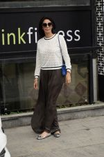 Mallika Sherawat spotted at Indigo juhu on 22nd July 2018 (8)_5b558967f2f90.JPG