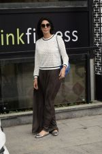 Mallika Sherawat spotted at Indigo juhu on 22nd July 2018 (9)_5b55896a254ba.JPG