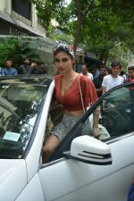 Mouni Roy spotted at Kitchen Garden in bandra on 22nd July 2018 (1)_5b557b68c0d81.JPG
