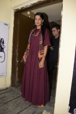 Mugdha Godse at the Screening Of Dhadak in Yashraj on 20th July 2018 (30)_5b5572a08af5e.JPG
