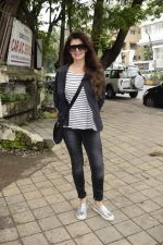 Sangeeta Bijlani spotted at Kromakay salon in juhu on 24th July 2018 (6)_5b58189f1afe4.jpg