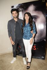 Utkarsh Sharma, Ishita Chauhan at the Trailer launch of Utkarsh Sharma_s debut film Genius at The View in andheri on 24th July 2018 (49)_5b581fd3e358a.JPG