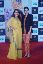 Sonakshi Sinha, Diana Penty at the trailer launch of happy phirr bhag jayegi on 25th July 2018 (86)_5b596cc096563.JPG