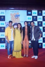 Sonakshi Sinha, Diana Penty, Ali Fazal,Jassi Gill at the trailer launch of happy phirr bhag jayegi on 25th July 2018 (101)_5b596b365cebe.JPG