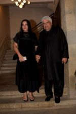 Javed Akhtar, Shabana Azmi at Karwaan Pre Release Party on 26th July 2018