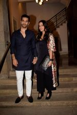 Neha Dhupia, Angad Bedi at Karwaan Pre Release Party on 26th July 2018
