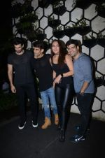 Sonakshi Sinha, Aditya Roy Kapoor at Dinesh Vijan_s birthday party at Arth in khar on 26th July 2018 (49)_5b5ac921898c1.JPG
