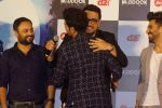 Rajkummar Rao, Aparshakti Khurana, Dinesh Vijan at the Trailer Launch of Film Stree on 27th July 2018 (14)_5b5c1b2f1b5d2.JPG